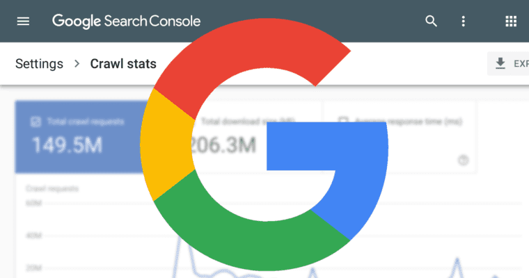 Google Launched Brand New Crawl Stats Report In Search Console