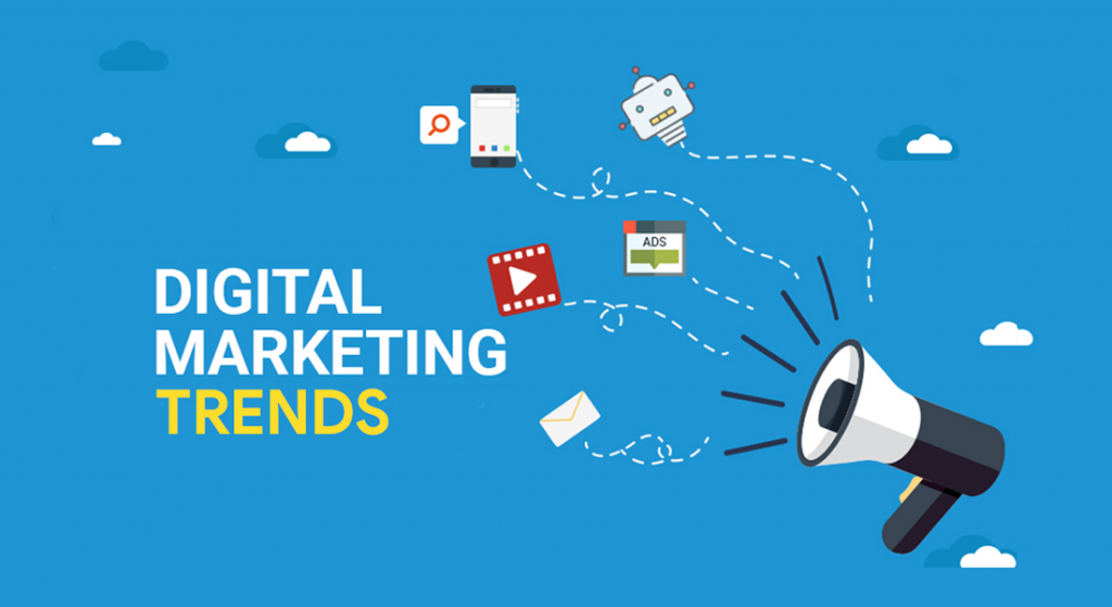 Top Digital Marketing Trends To Focus On – Part 1